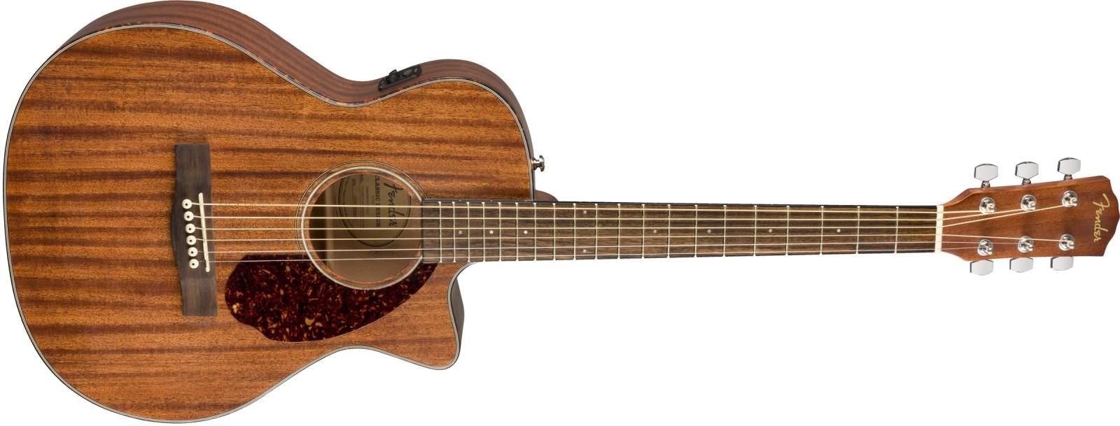 Fender CC-60SCE Mahagoni Concert limited