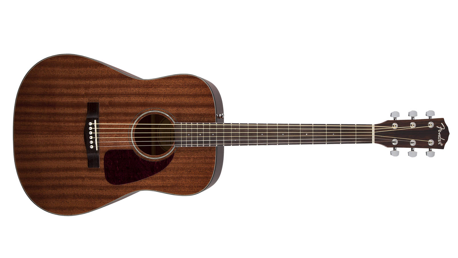 Fender CD140S Mahagoni