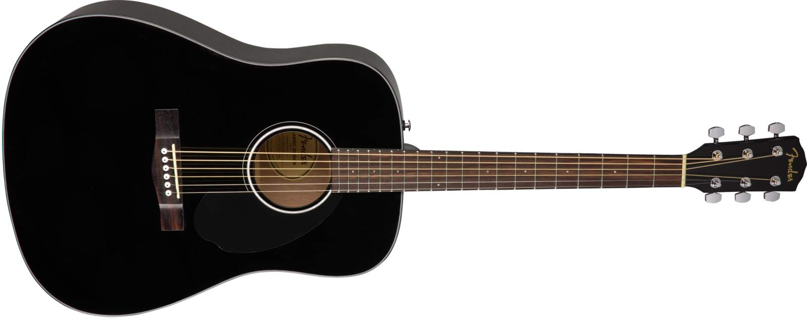Fender CD-60s BLK Dreadnought