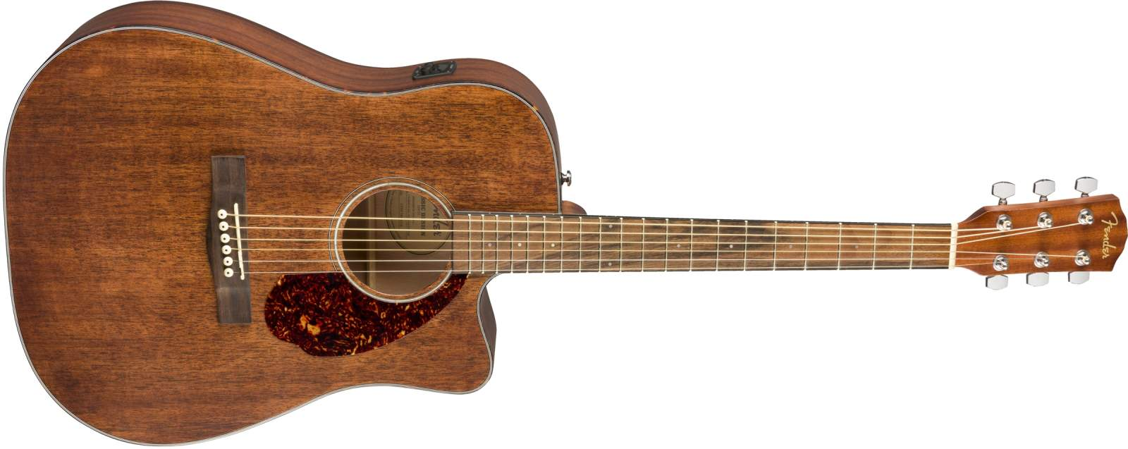 Fender CD-60SCE Mahagoni Dreadnought limited