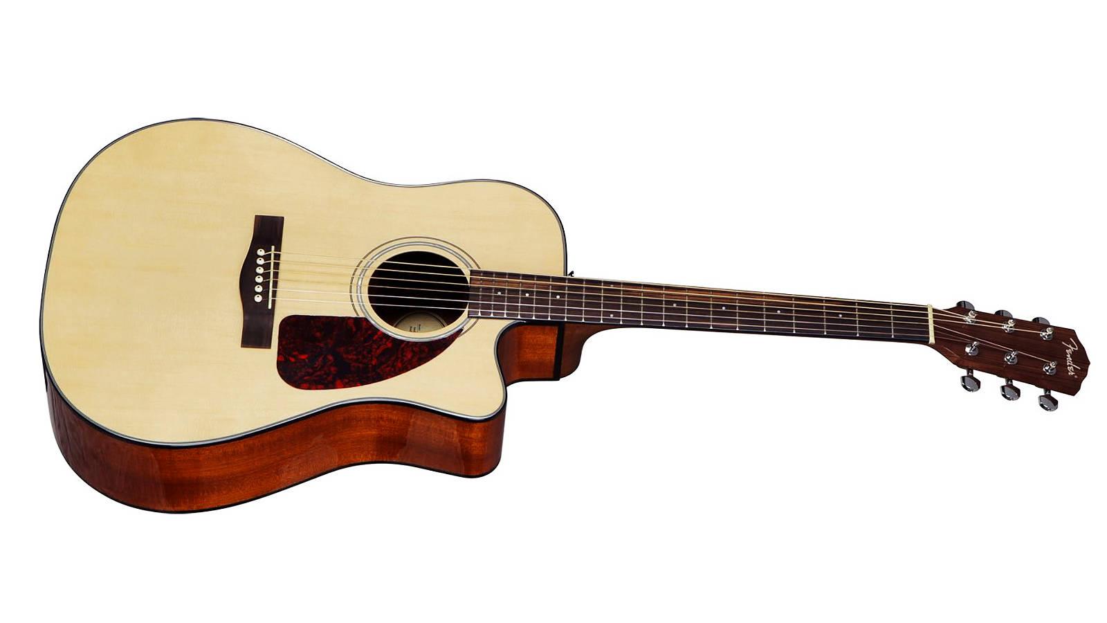 Fender CD-140 SCE Westerngitarre Natural Satin