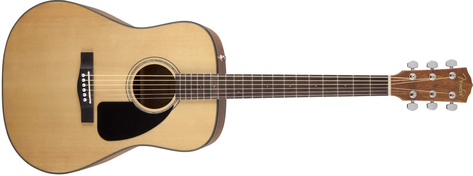 Fender CD-60 V3 DS Natur Dreadnought