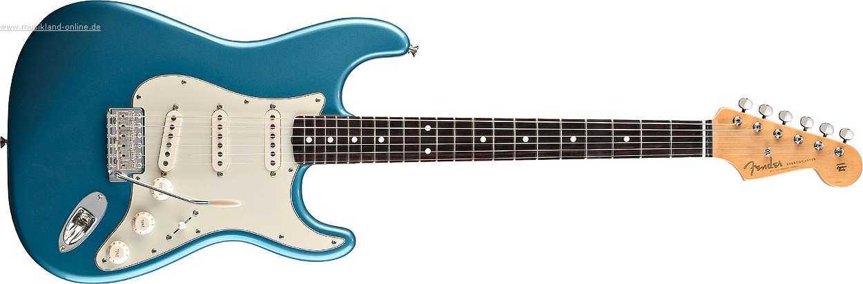 Fender 60 Classic Stratocaster RW LPB