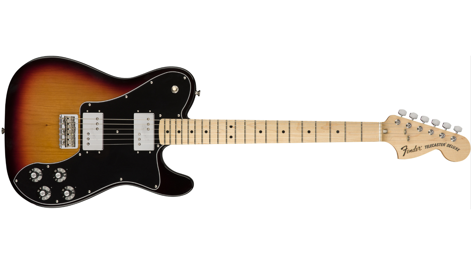Fender Classic Series '72 Telecaster DLX MN 3CSB