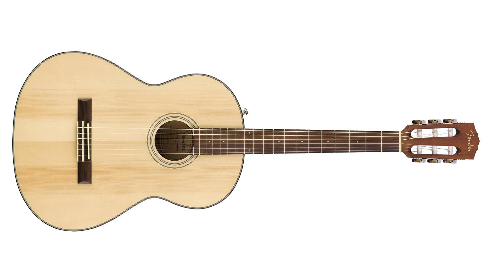 Fender CN-60S NAT Konzertgitarre