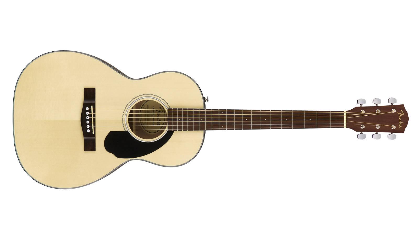 Fender CP-60S NAT Westerngitarre