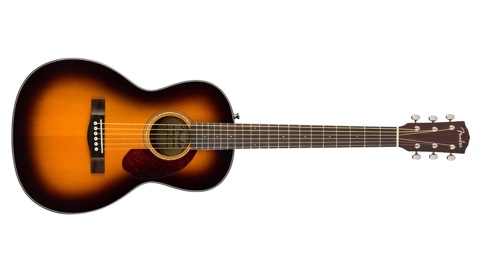 Fender CP-140SE SB Westerngitarre
