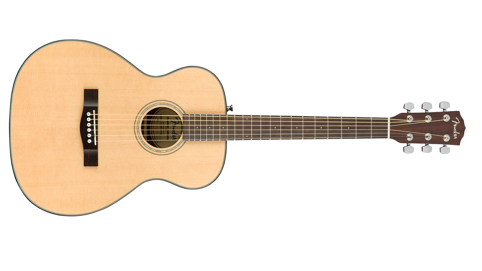 Fender CT-140SE NAT Travel Westerngitarre
