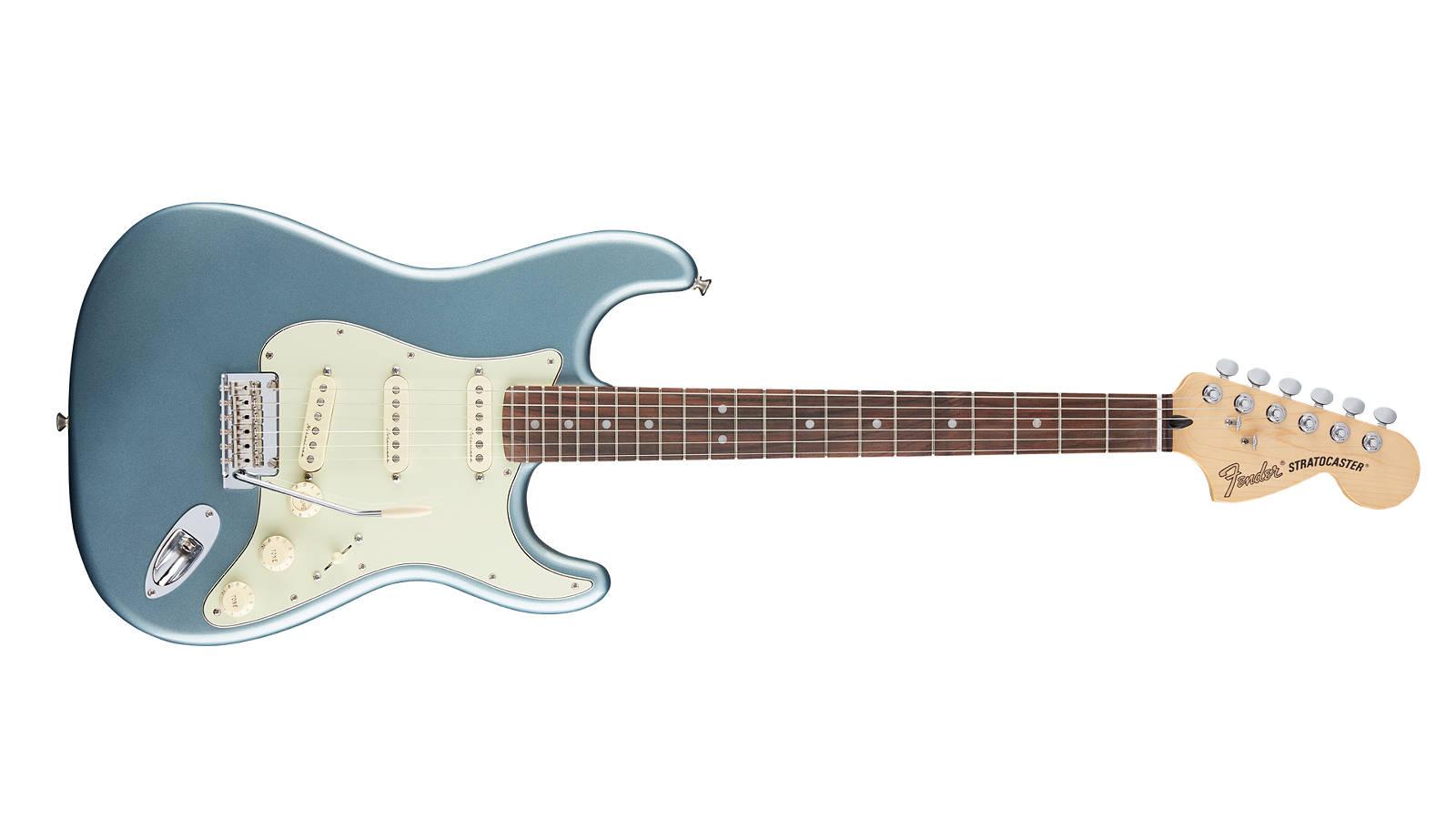 Fender Deluxe Roadhouse Stratocaster RW MIB