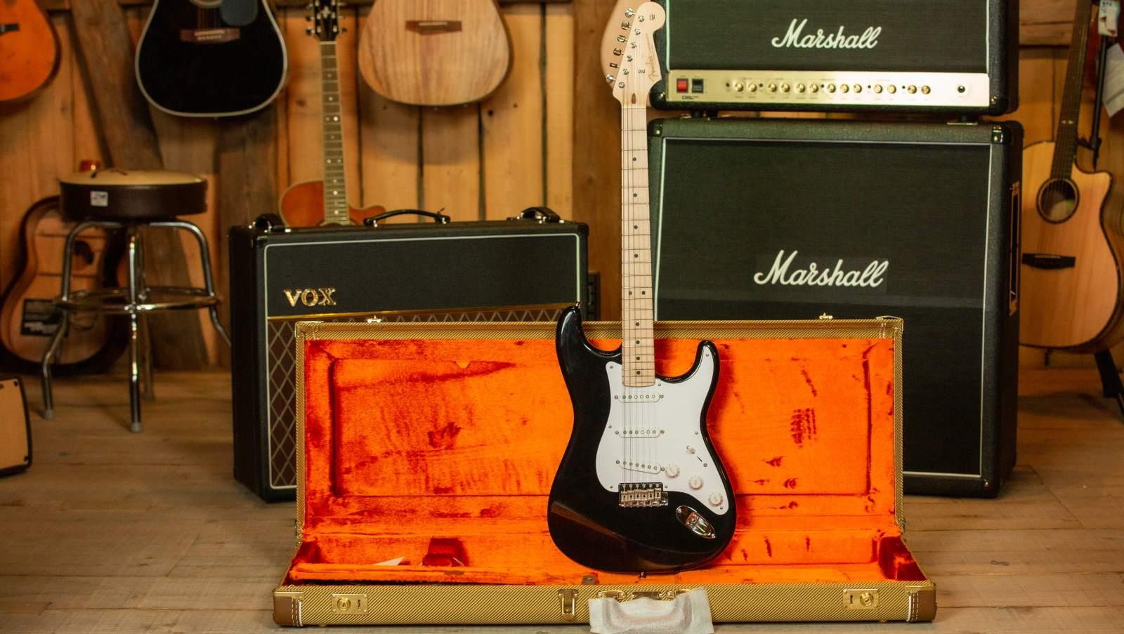 Fender Eric Clapton Custom Shop Stratocaster MN BLK