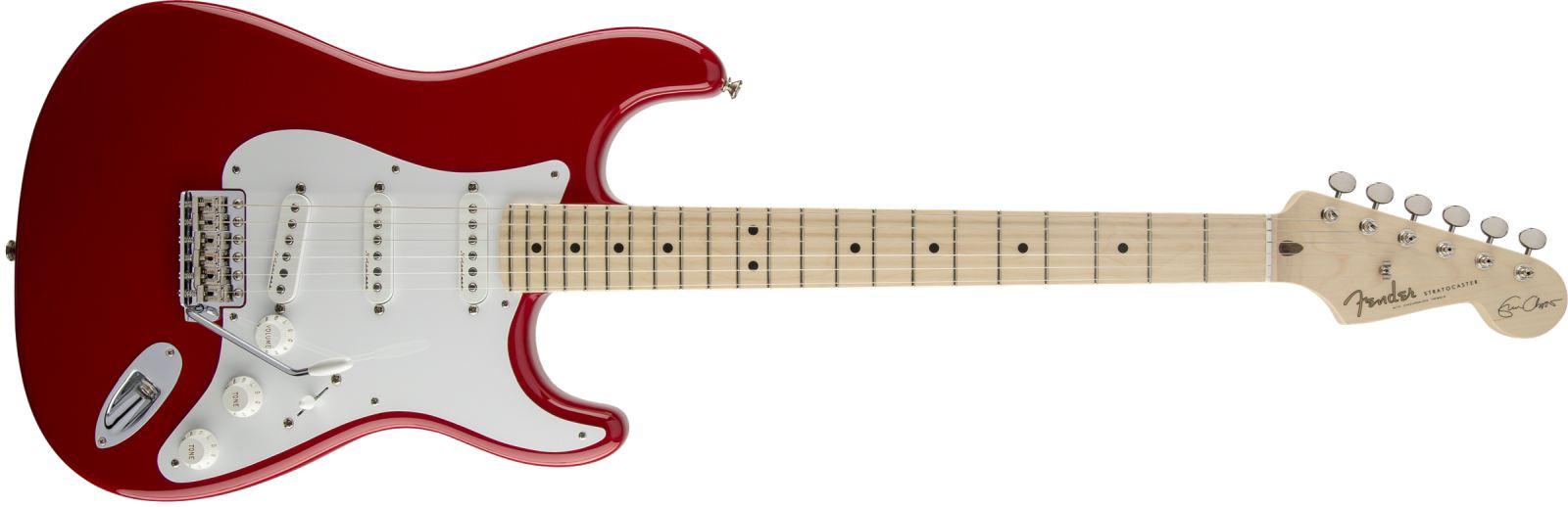Fender Eric Clapton Signature Stratocaster MN TRD