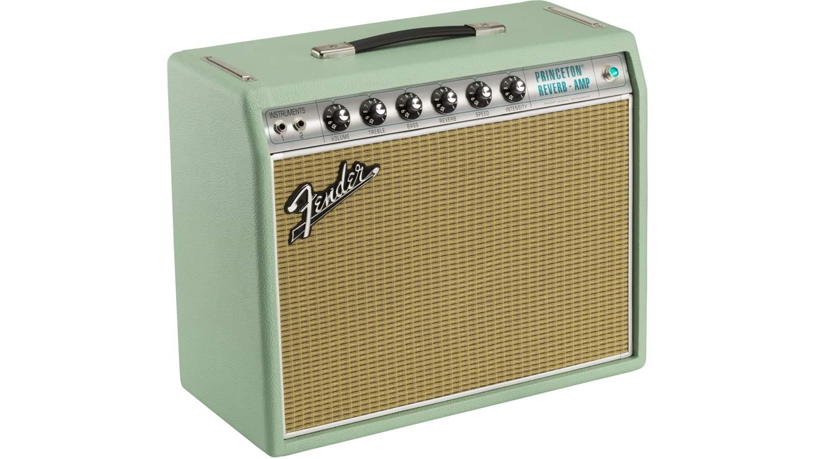 Fender FSR 68 Princeton Reverb SGN - Limited