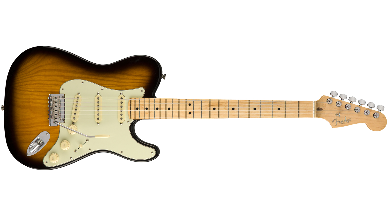 Fender LTD Strat-Tele Hybrid MN 2TSB parallel universe