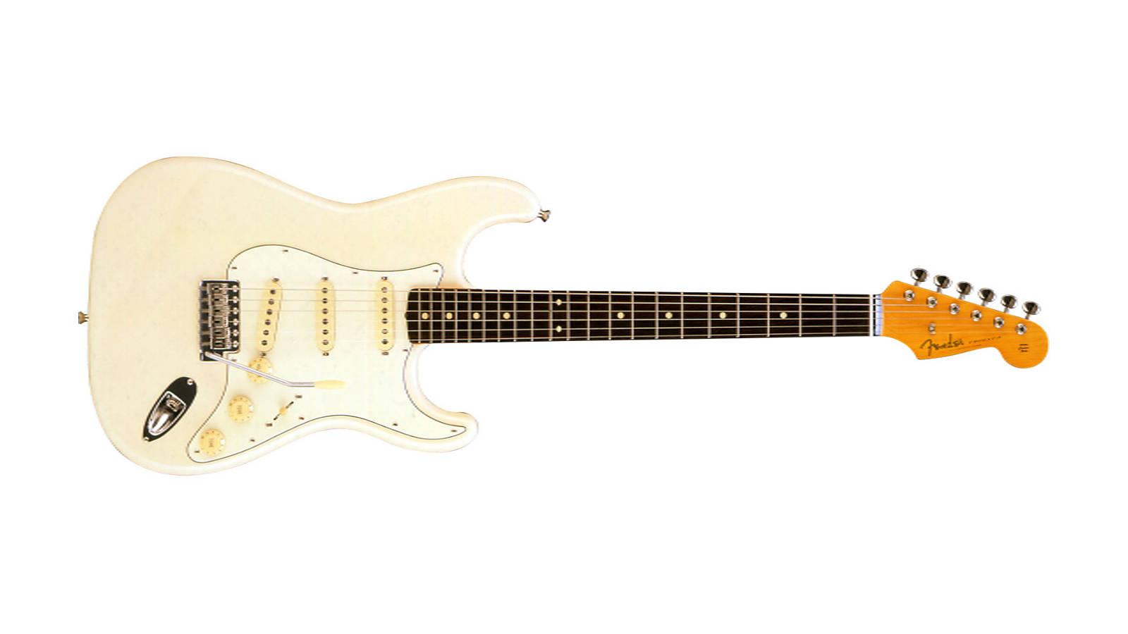 Fender Japan FSR Classic 60's Stratocaster Special RW VW