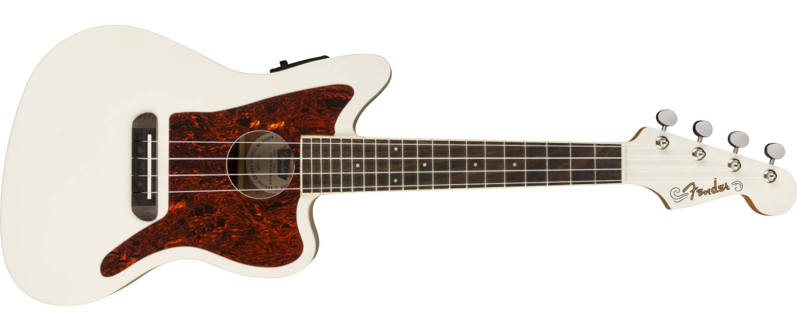 Fender Fullerton Jazzmaster Ukulele OWT
