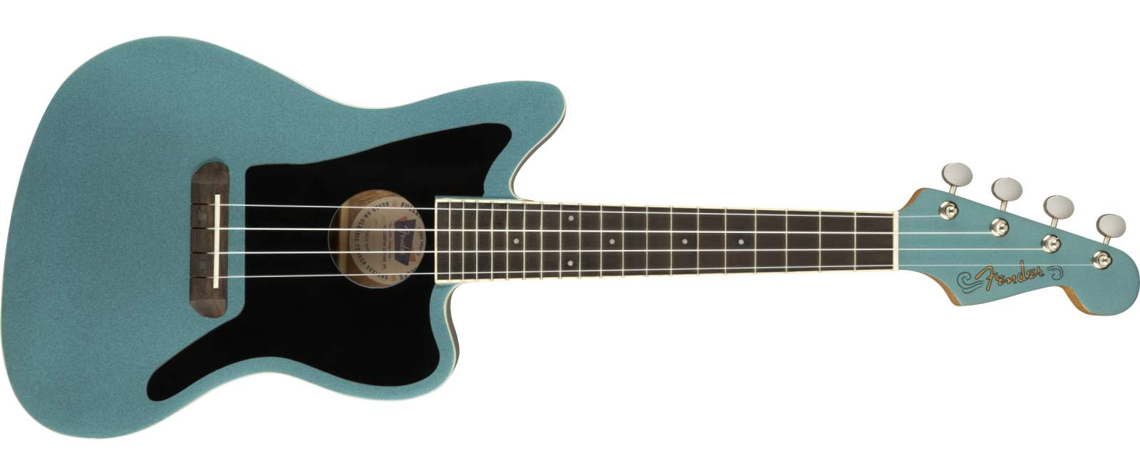 Fender Fullerton Jazzmaster Ukulele TDL