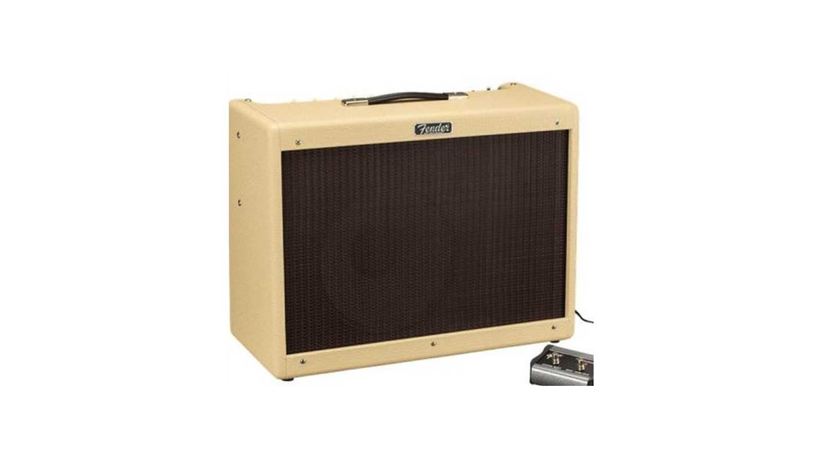 Fender Hot Rod Deluxe IV limited Cannabis Blonde
