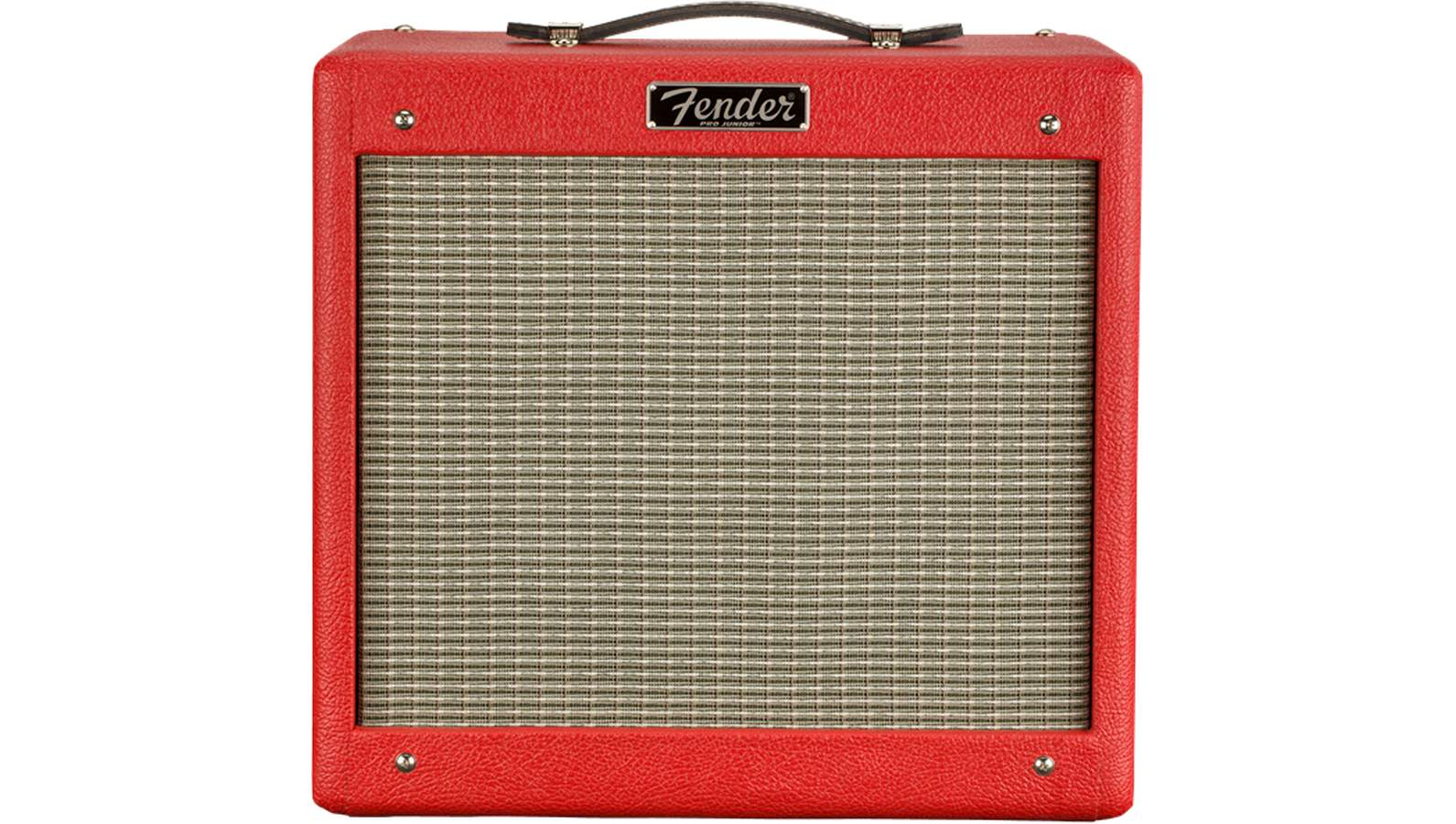 Fender Pro Junior IV LTD Brit Red FSR