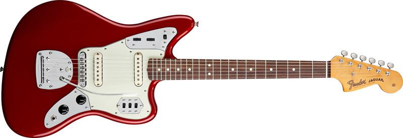 Fender Classic Player Jaguar PF CAR