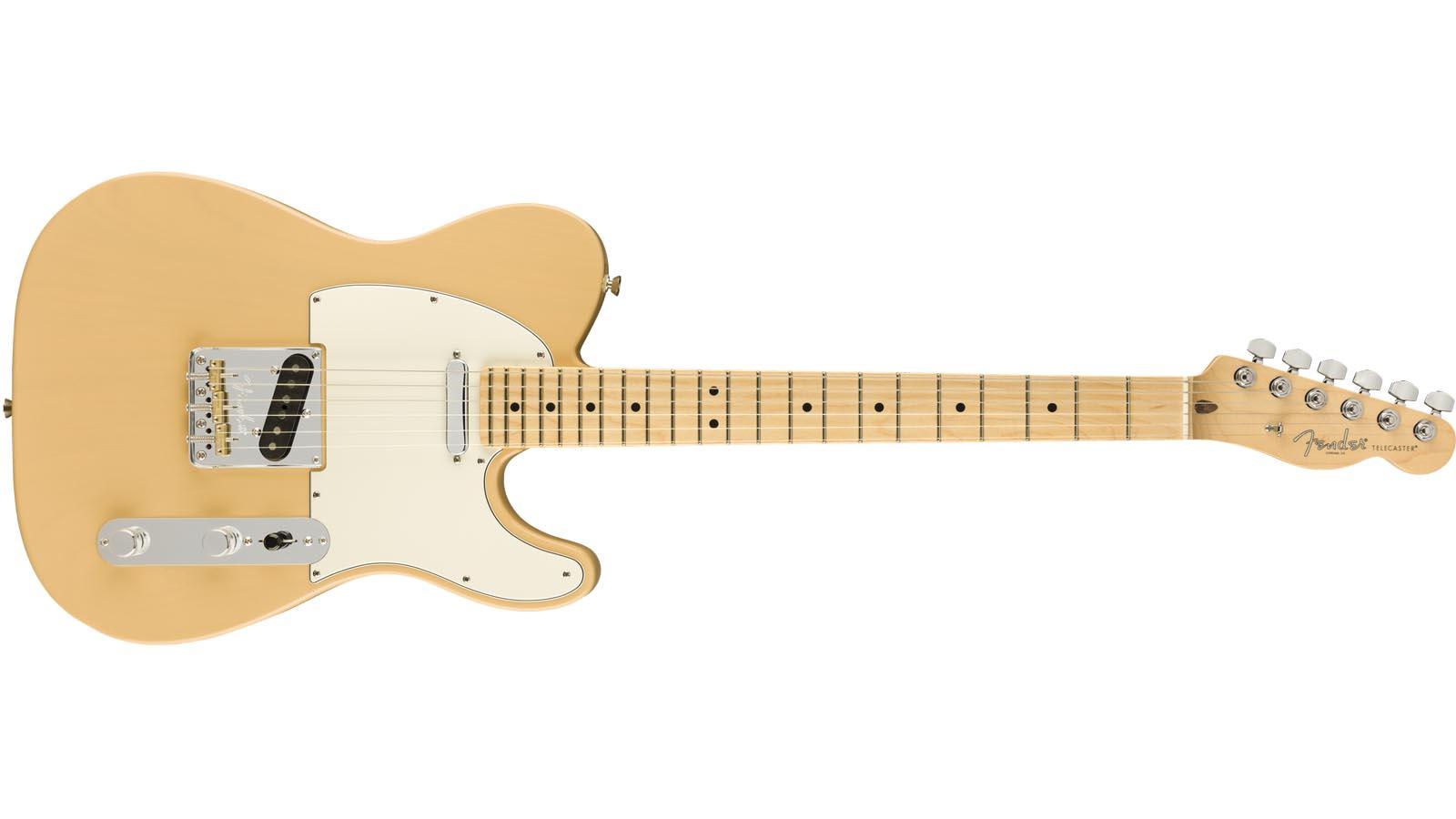 Fender LTD AM PRO TELE Ash MN HBL