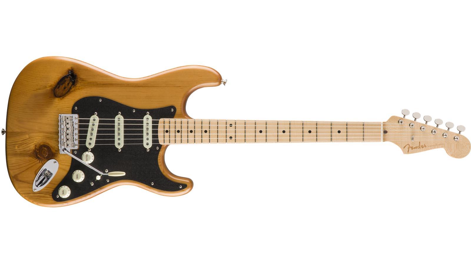 Fender 2017 Limited Edition American Vintage '59 Pine Stratocaster