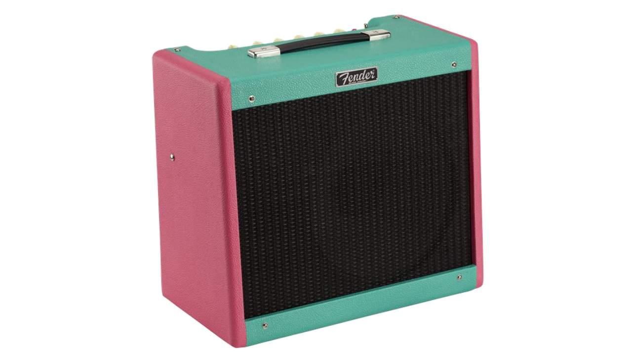 Fender LTD Blues Junior IV L.A Vice