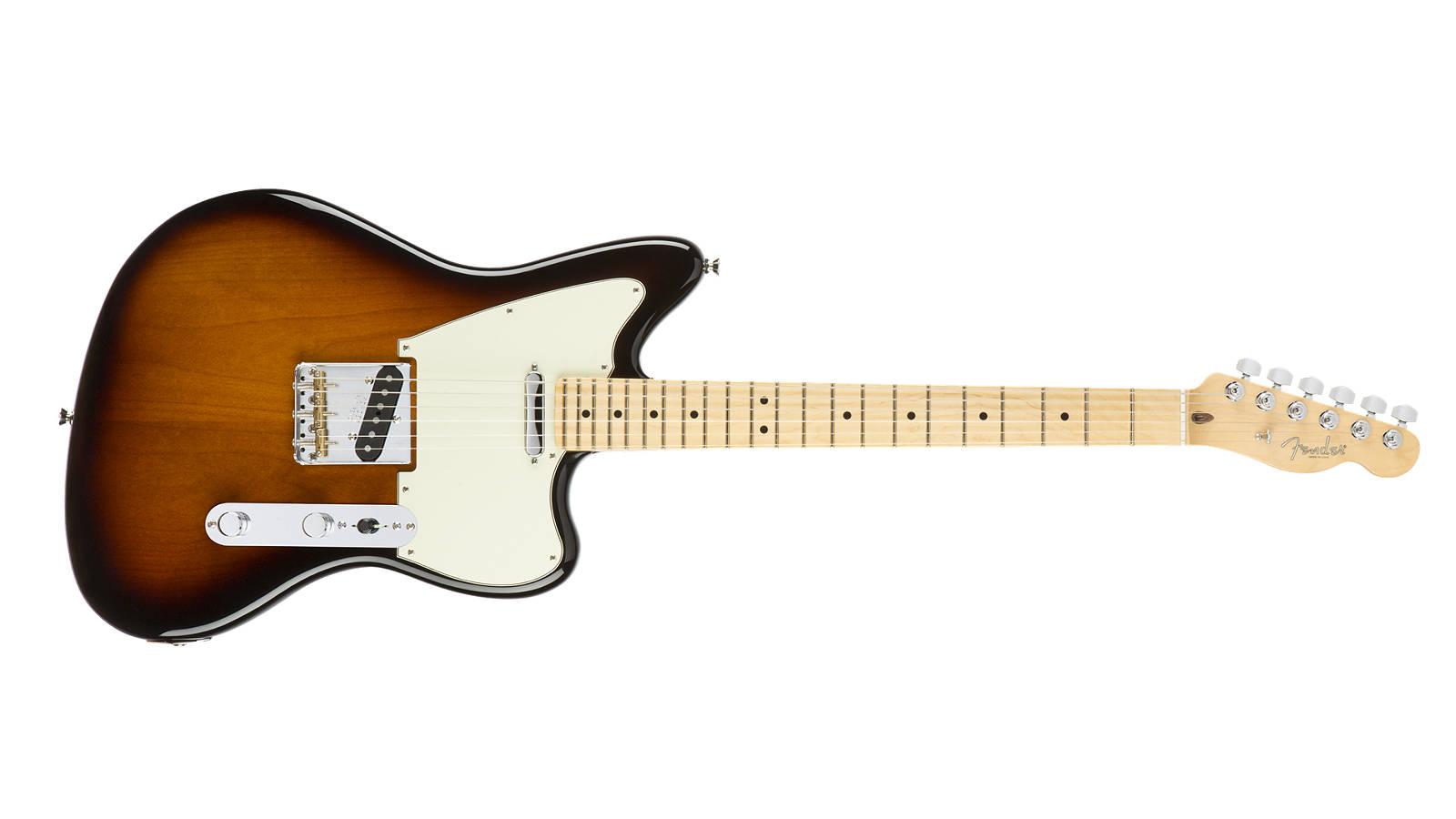 Fender Limited American Offset Telecaster 2-TSB