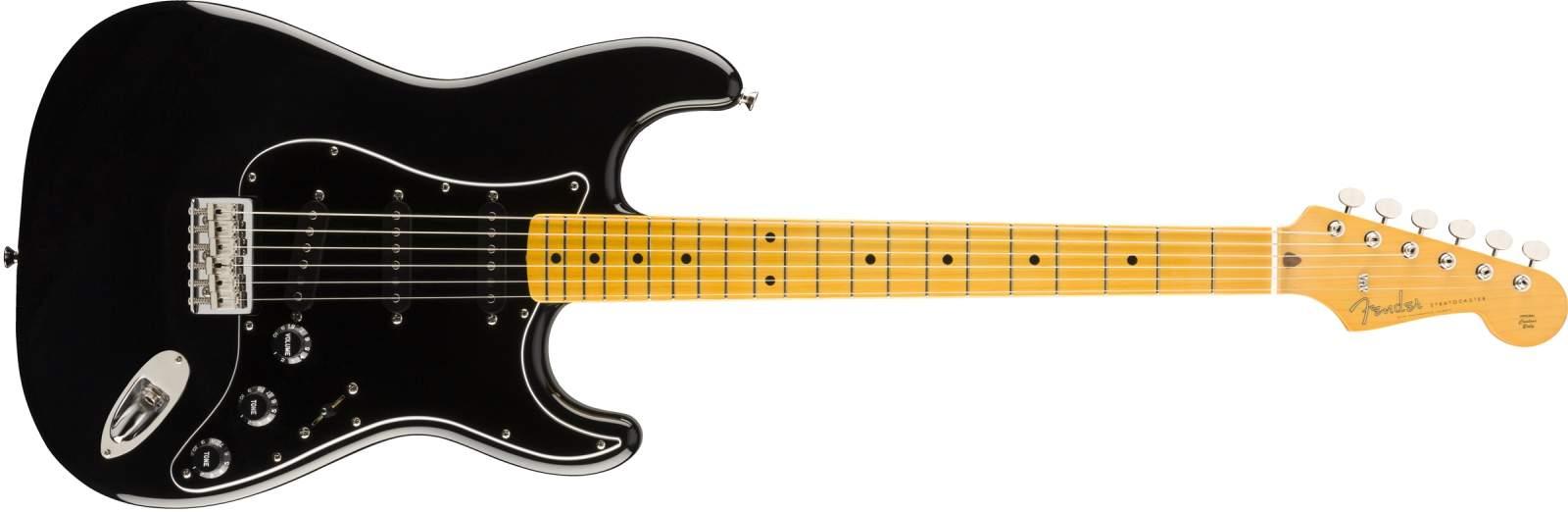 Fender LTD Hardtail Stratocaster MN BLK