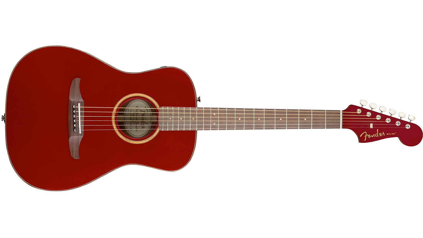 Fender Malibu Classic Hot Rod RM