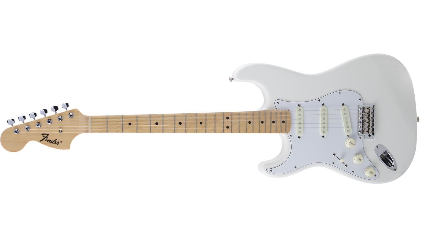 Fender MIJ Traditional 68 Strat LH MN AWT lefthand