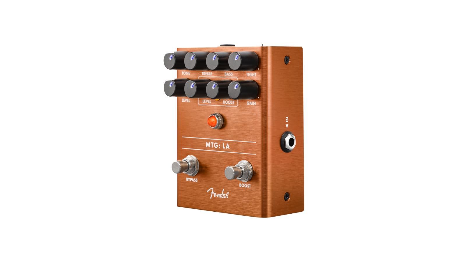 Fender MTG:LA Tube Overdrive/Distortion
