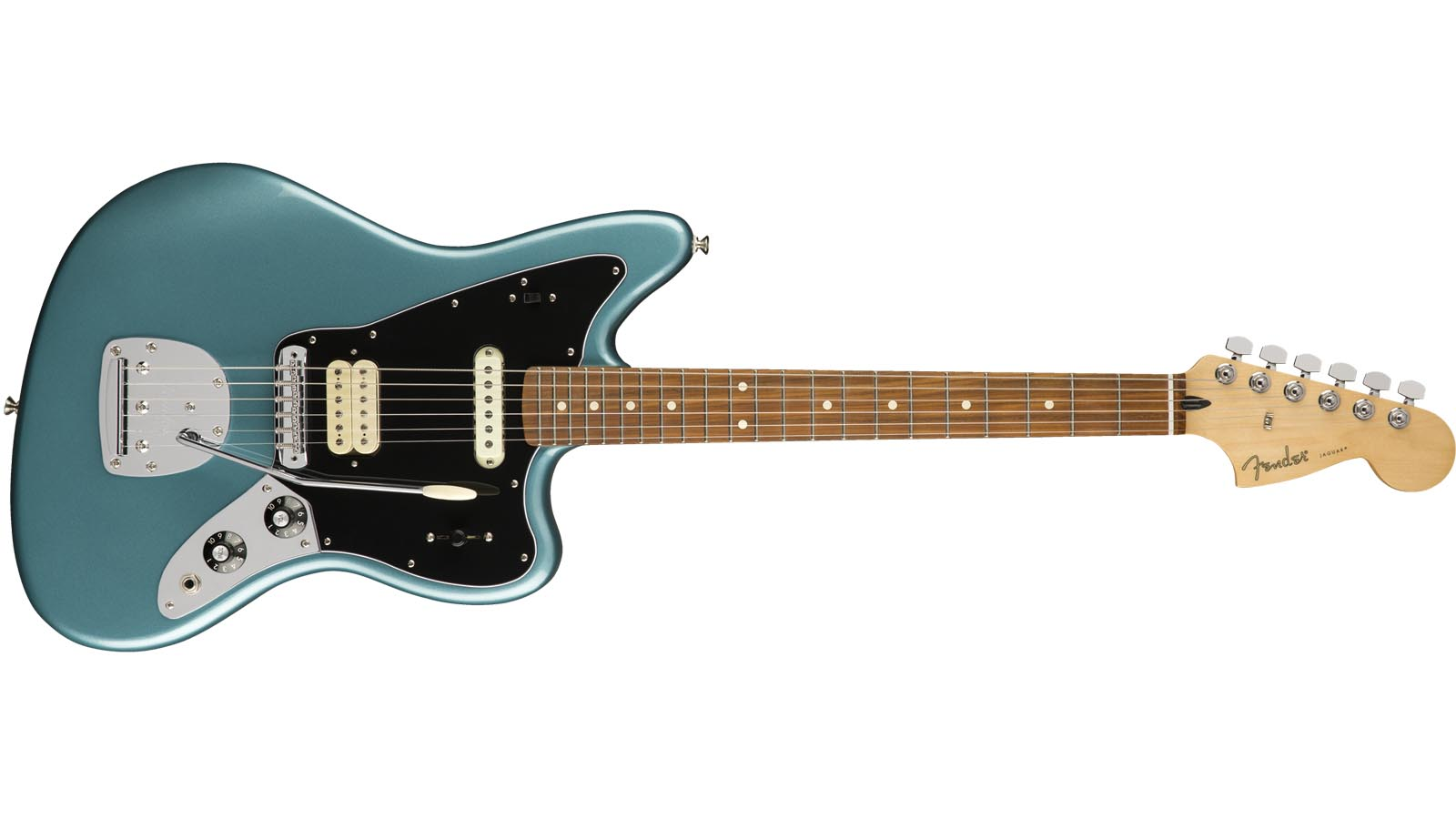 Fender Player Jaguar PF TPL Tidepool