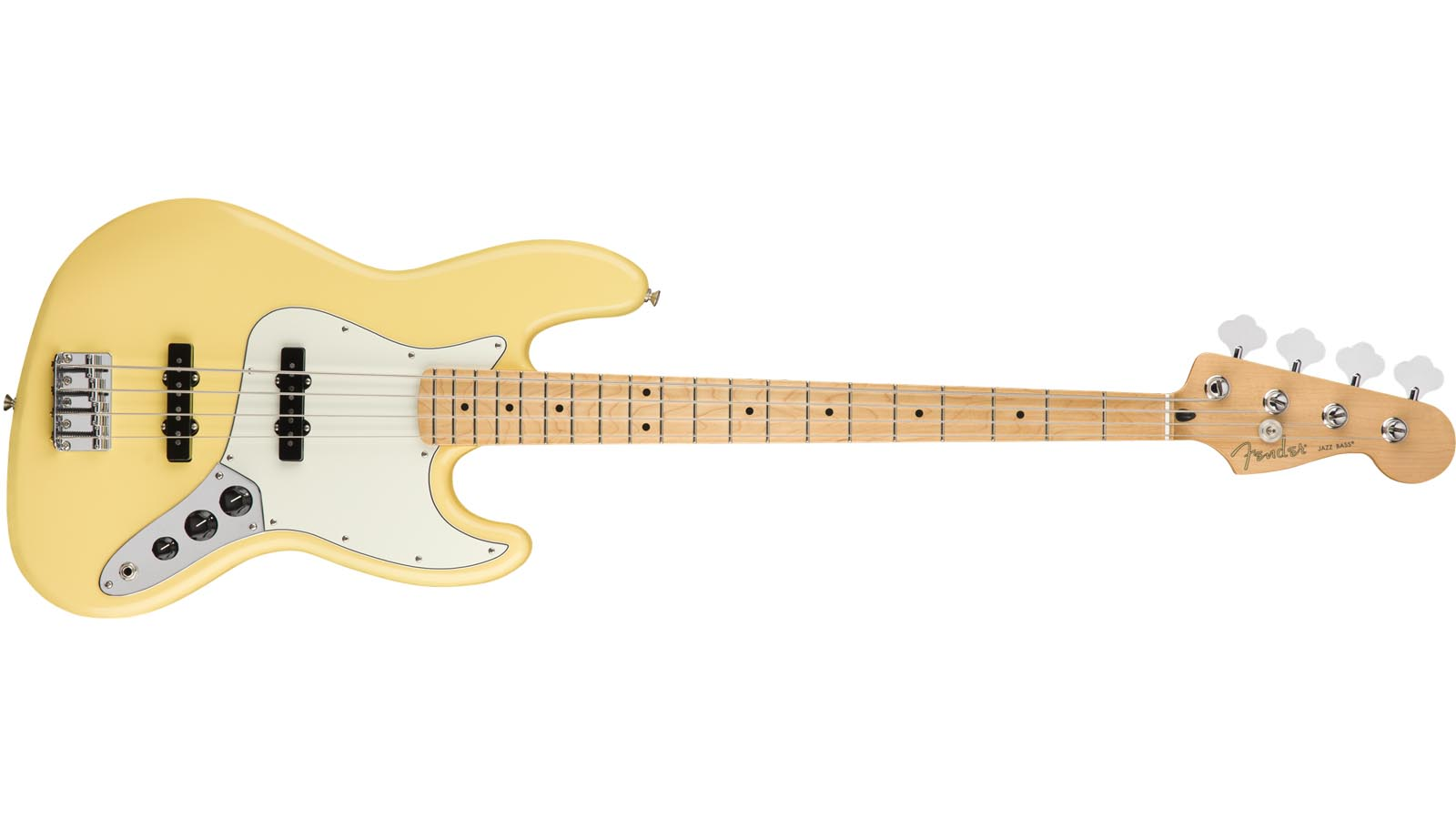 Fender Player Jazz Bass MN BCR Buttercream