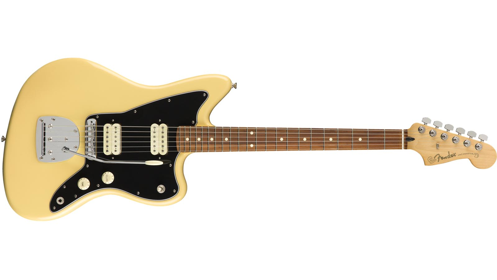 Fender Player Jazzmaster PF BCR Buttercream
