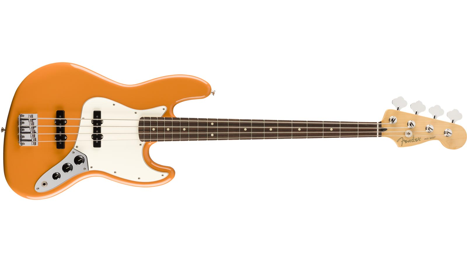 Fender Player Jazz Bass PF CAO Capri Orange