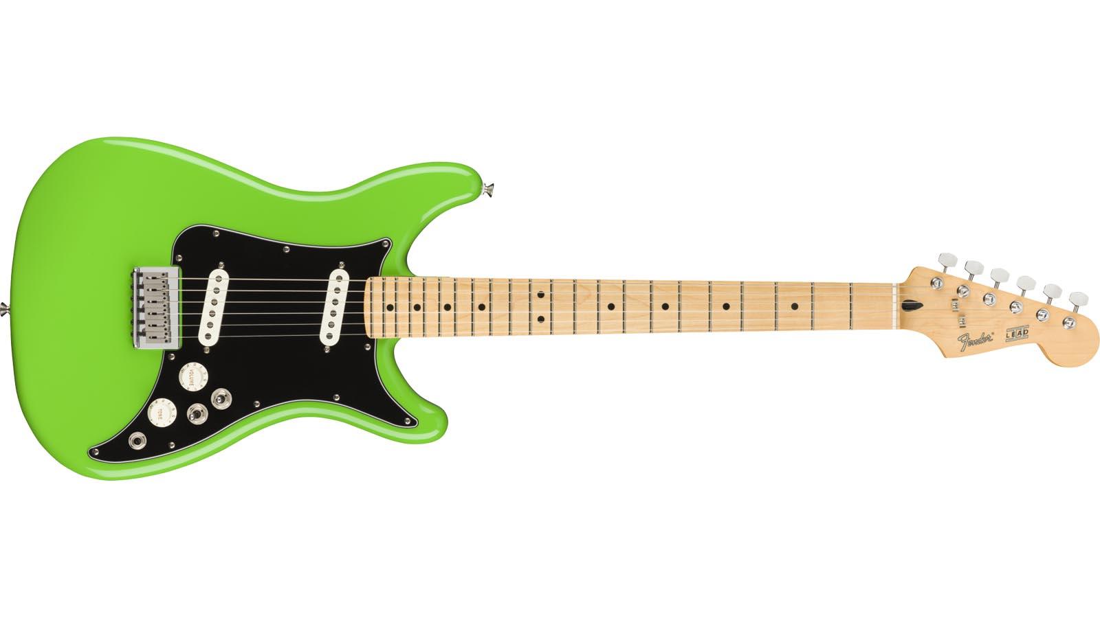 Fender Player Lead II MN Neon GRN