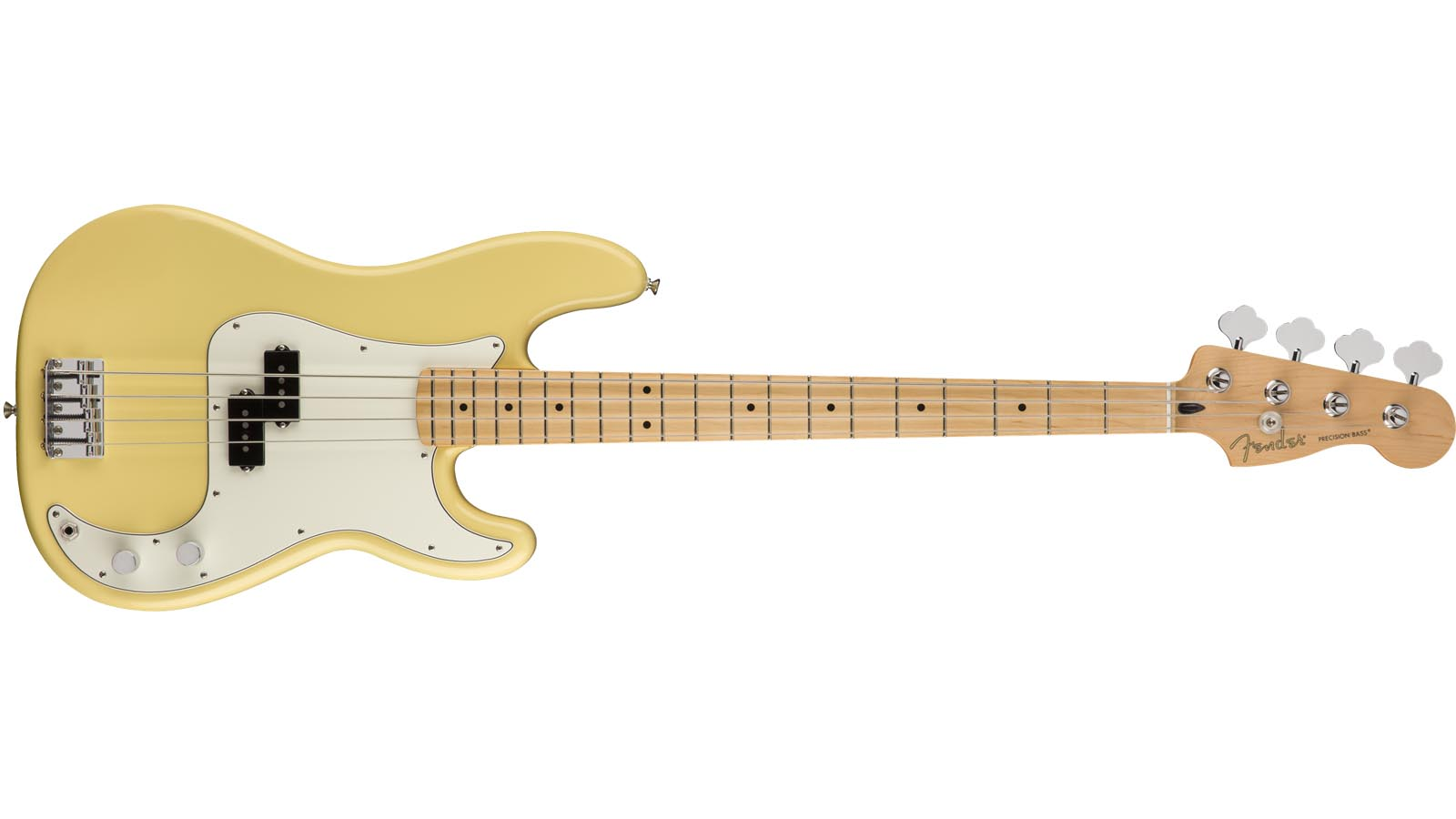 Fender Player Precision Bass MN BCR Buttercream