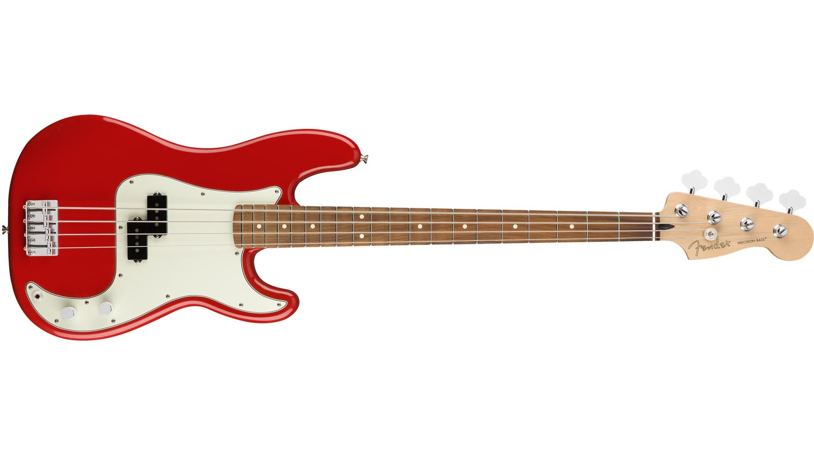 Fender Player P-Bass PF SRD Sonic Red