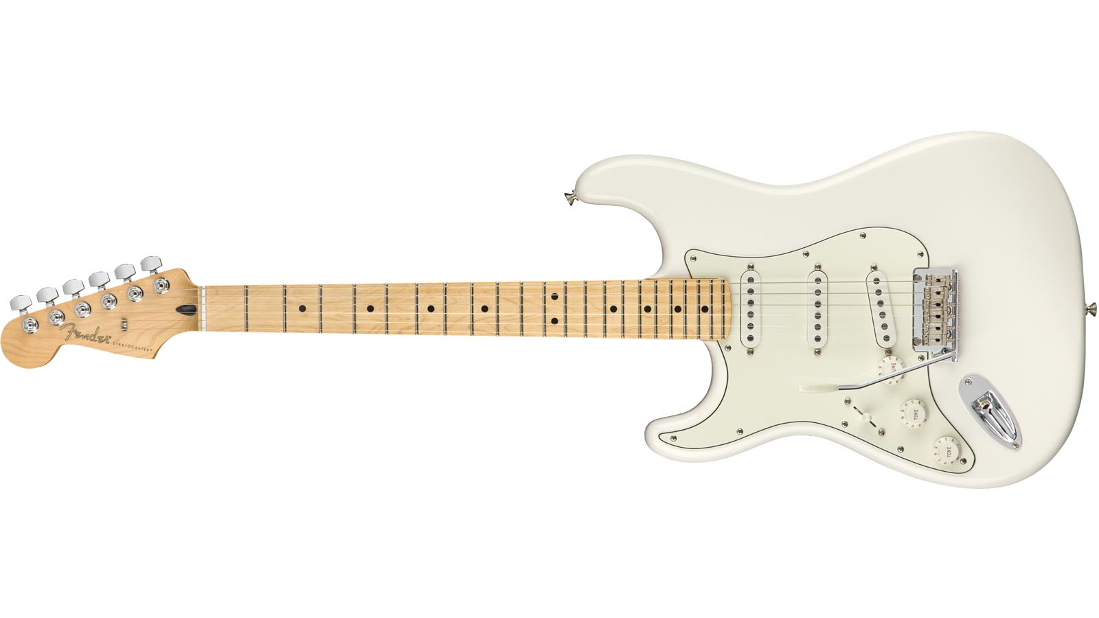 Fender Player Stratocaster LH MN PWT