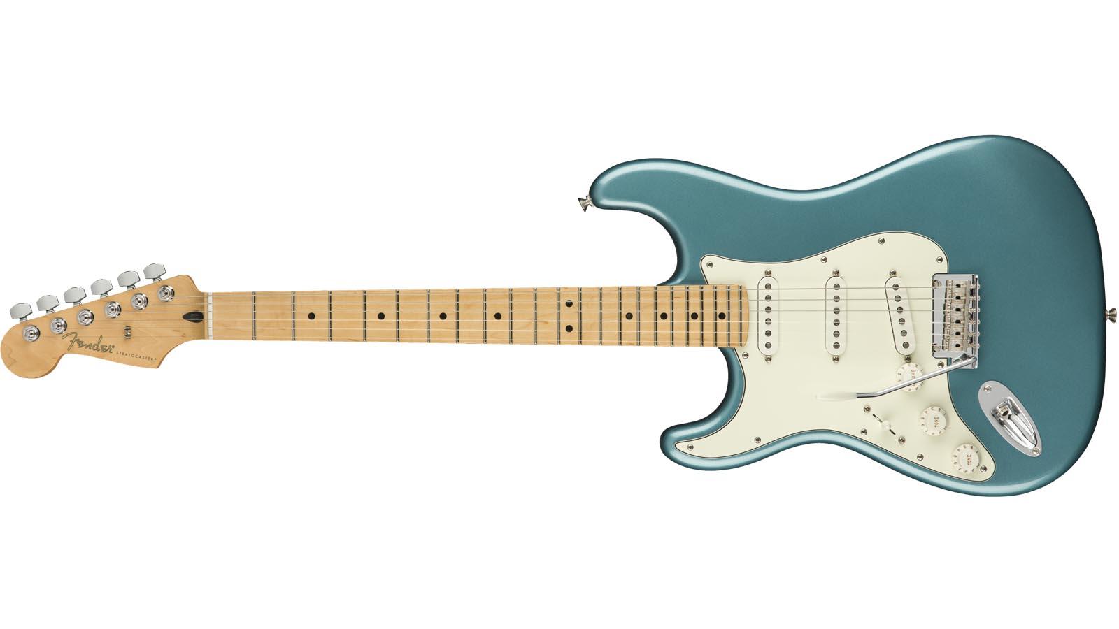 Fender Player Stratocaster LH MN TPL