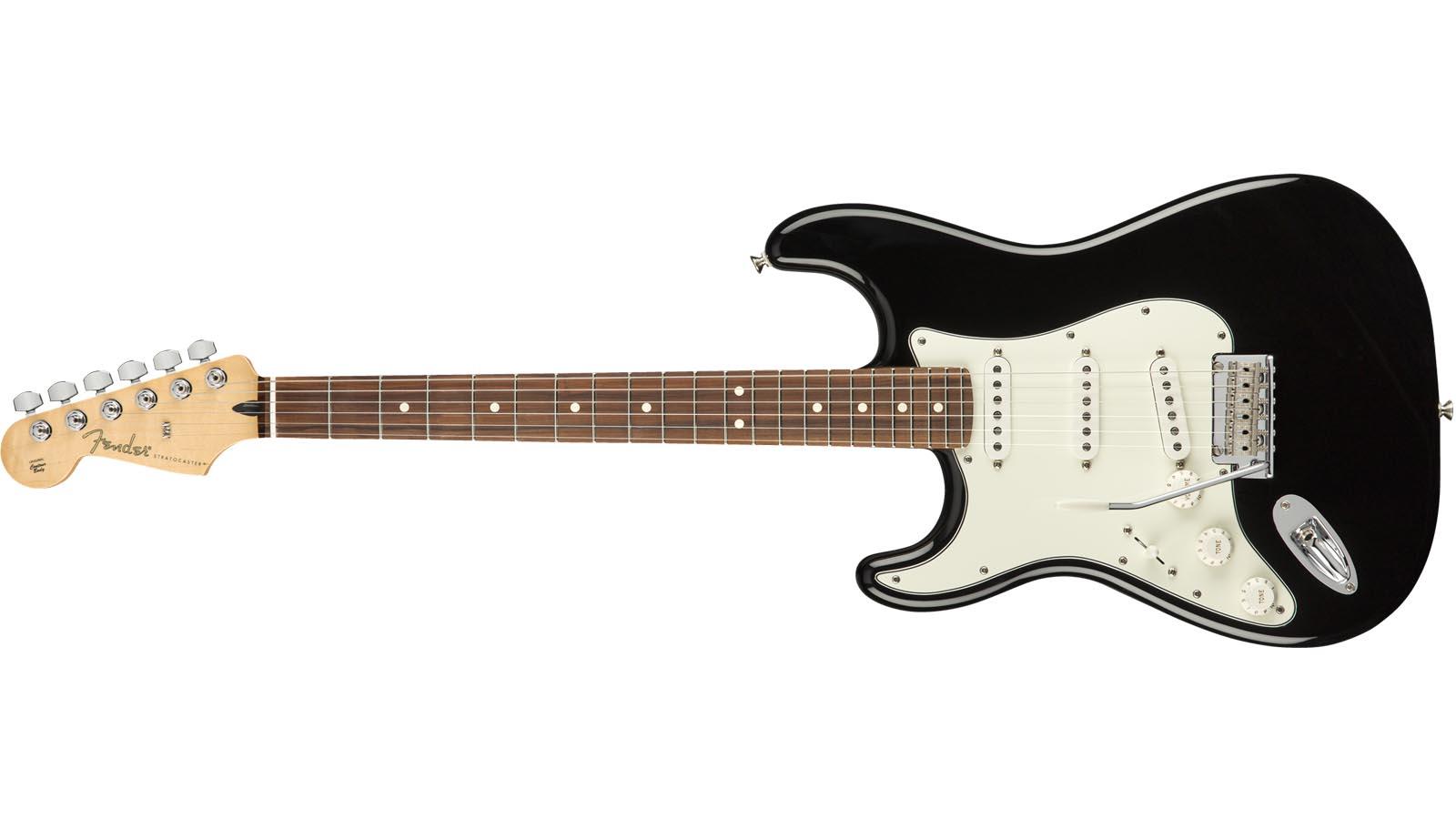 Fender Player Stratocaster LH PF BLK