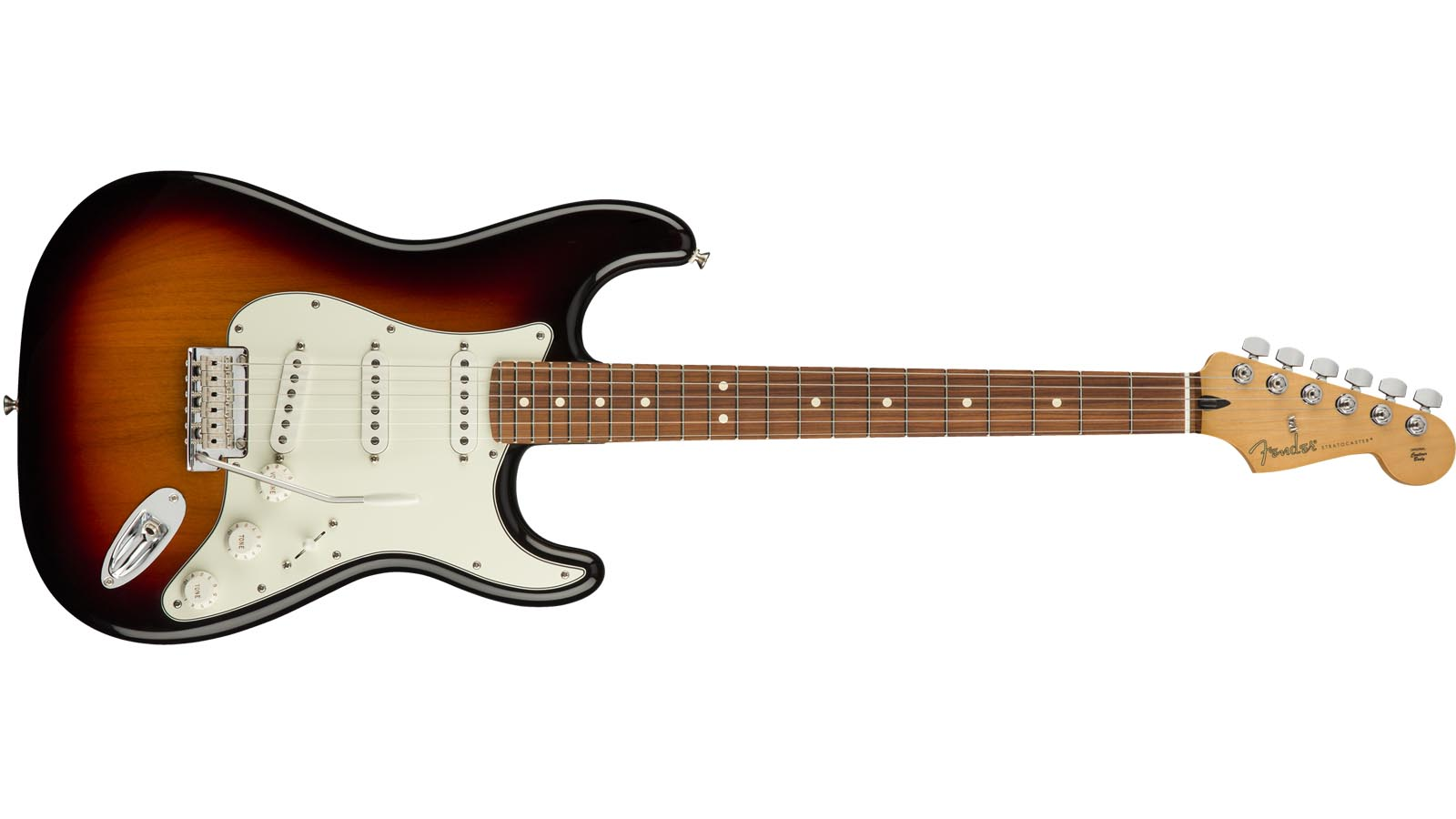 Fender Player Strat PF 3TS 3-Color Sunburst