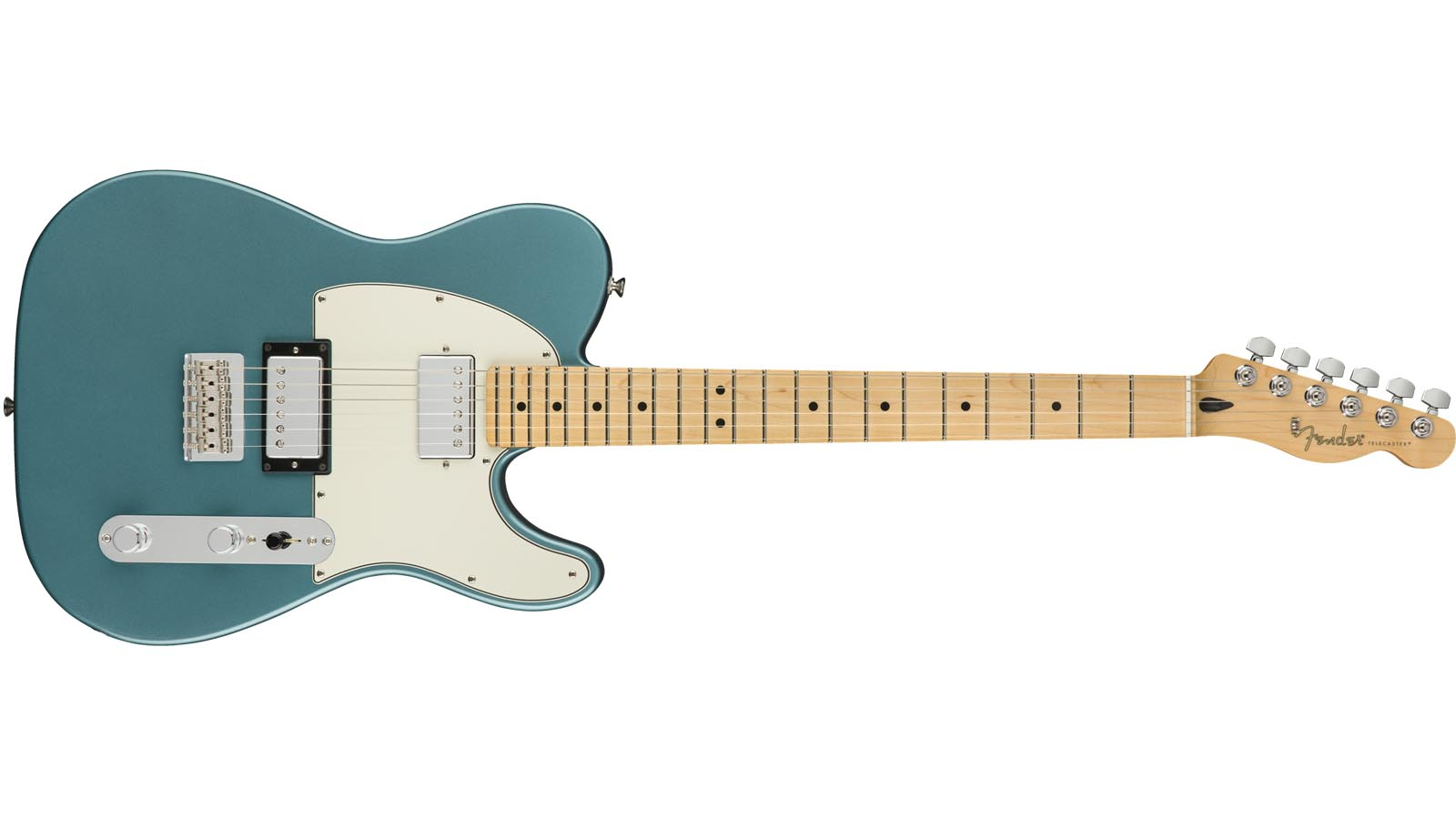 Fender Player Telecaster HH MN TPL
