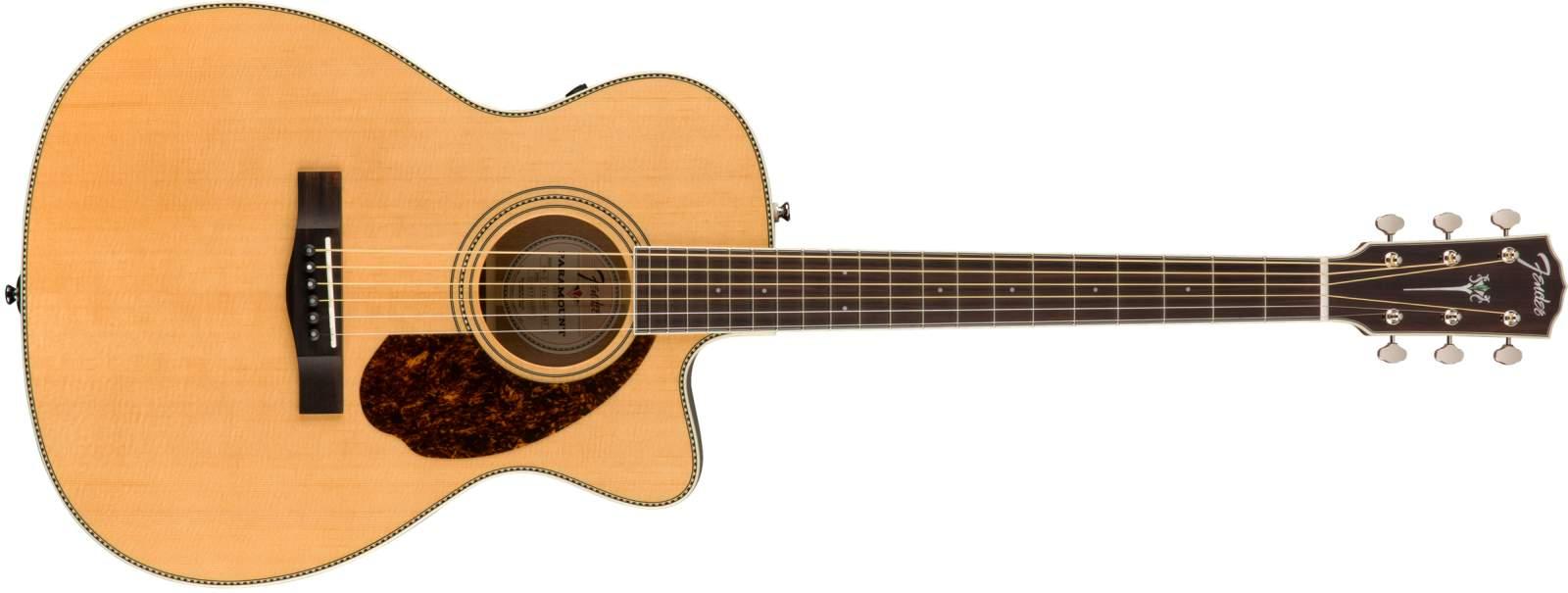 Fender PM-3 Triple-0 Standard Natural w/case