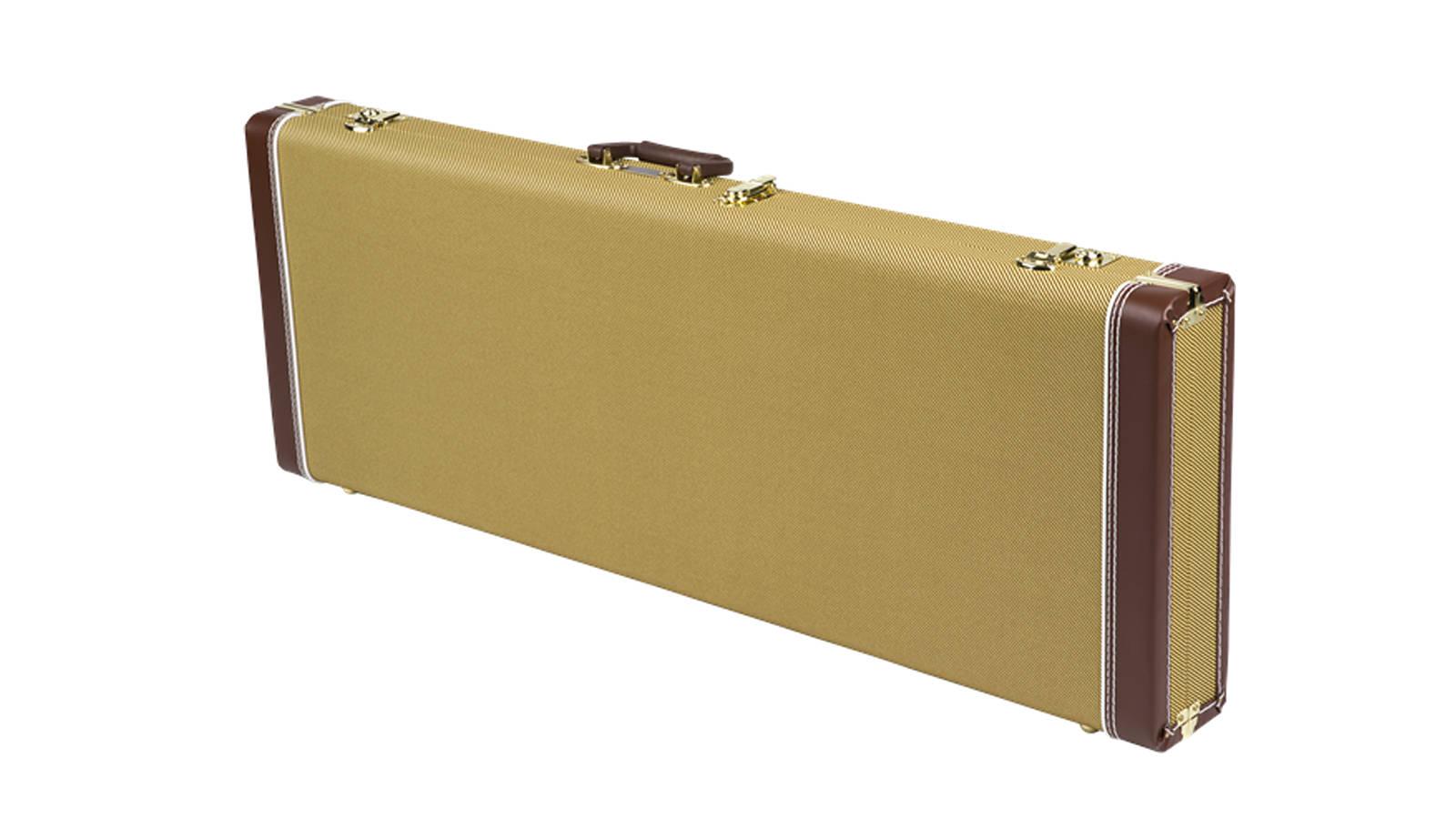 Fender Pro Series Tweed Case Tele/Strat