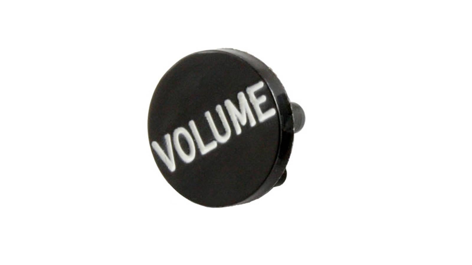 Fender S-1 Switch Knopf Kappe schwarz