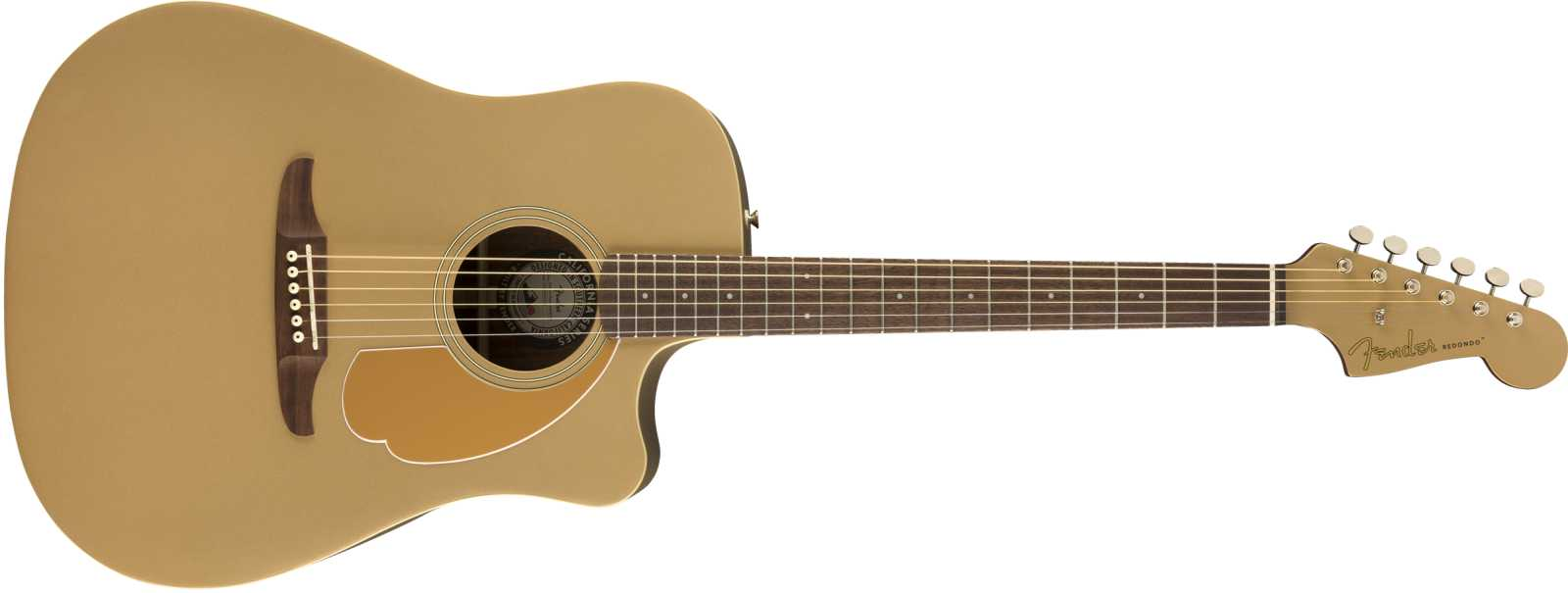 Fender Redondo Player Bronze Satin