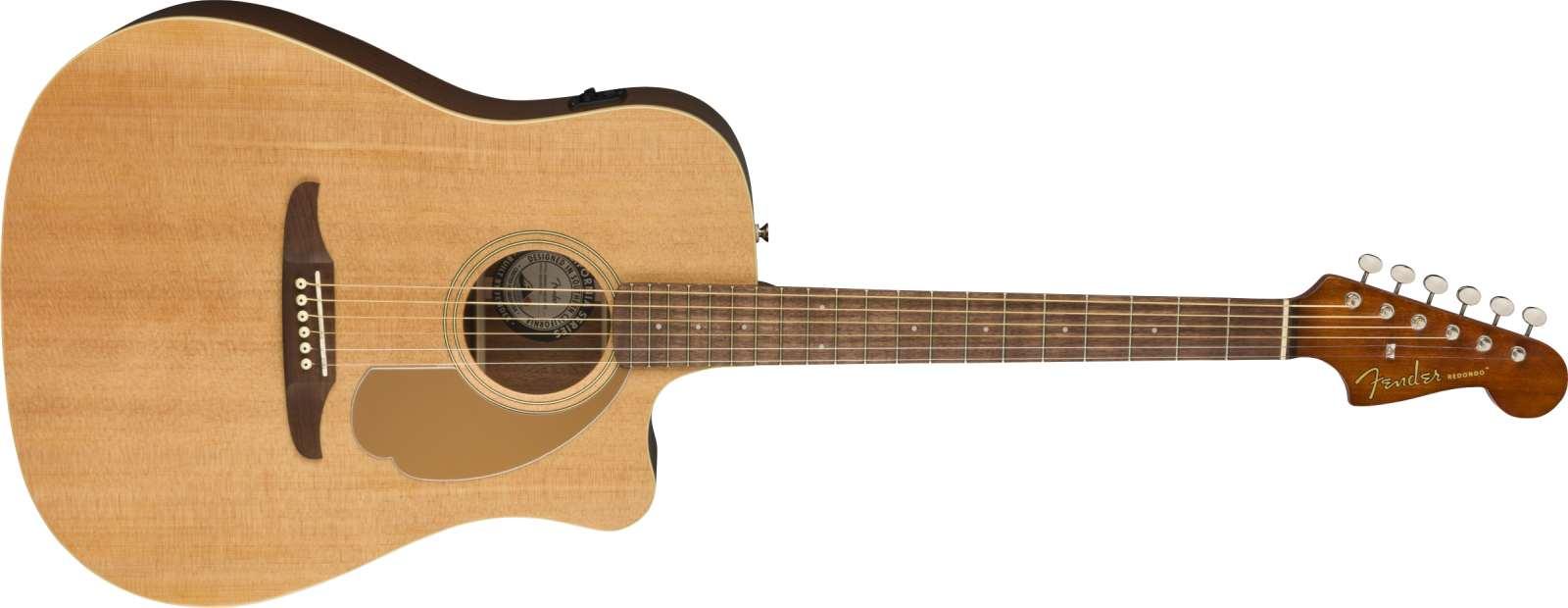 Fender Redondo Player Natur
