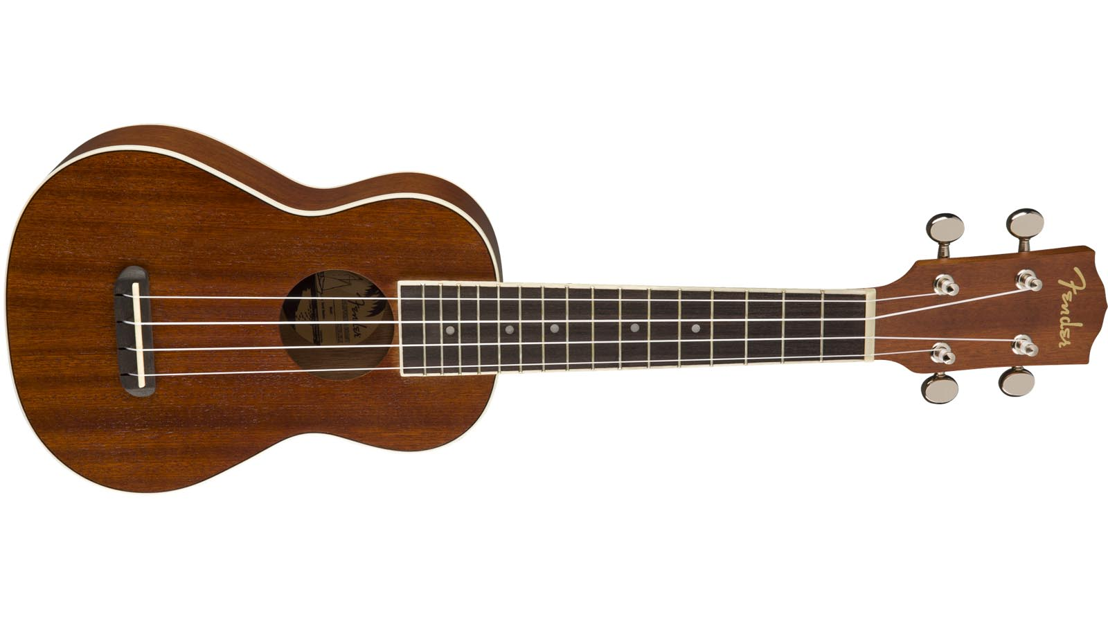 Fender Seaside Sopran Ukulele NT California Series