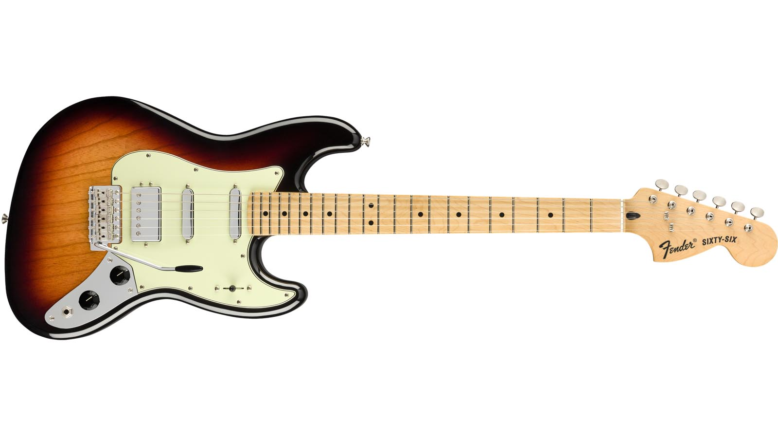 Fender Sixty-Six MN 3TS Alternate Reality Serie